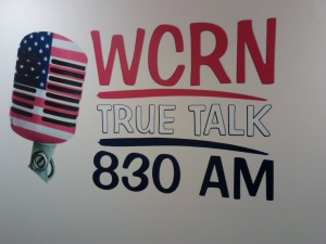 photo wall logo wcrn